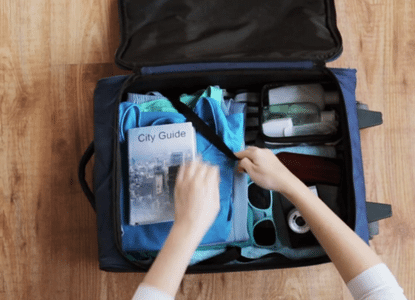 Kids Luggage Set – Combo Ot With Accessories