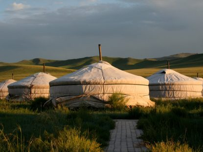 Tourism in Mongolia